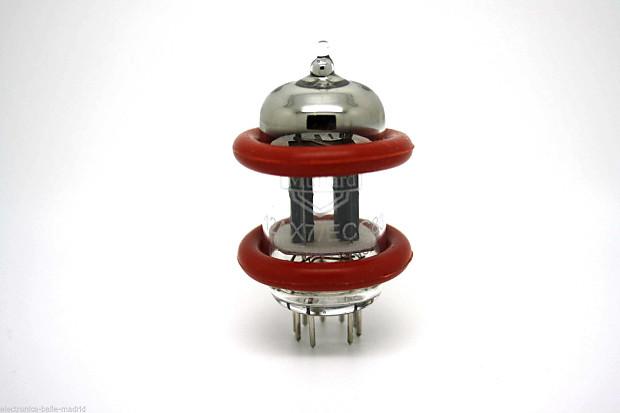 2x VACUUM TUBE DAMPER FOR 12AX7 12AU7 12AT7 12BH7 EL84 6N2P AMP OLD HAM  RADIO
