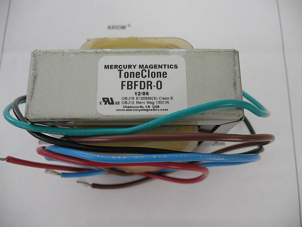 Magnetic Mercury Output Transformer Wiring Diagram on