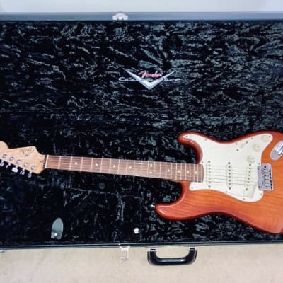 Fender Custom Shop Custom Classic Stratocaster 2008 Sienna Burst for sale