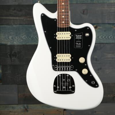 Fender Player Jazzmaster®, Pau Ferro Fingerboard, Polar White