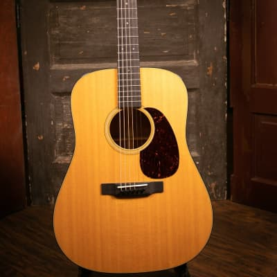 Martin D-18 Repaired Split Top Acoustic Guitar