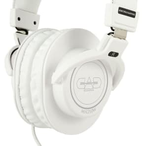 CAD MH210W Closed-Back Studio Headphones
