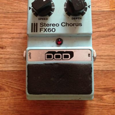DOD Stereo Chorus FX60 for sale