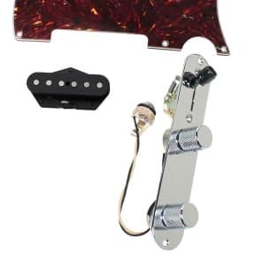 920D Custom Shop 21-13-10-21 Fender Tex-Mex Loaded Prewired Tele Pickguard
