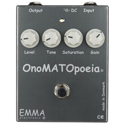 EMMA Electronic OnoMATOpoeia Booster-Overdrive
