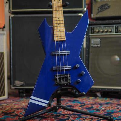 Killer KB Cross Dagger 1998 Violet / dark blue X-Japan model for sale