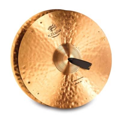 "Zildjian 20"" K CONSTANTINOPLE VINTAGE ORCHESTRAL MEDIUM LIGHT - PAIR K1142 Cymbal"