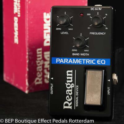 Reagun Parametric EQ early 80's