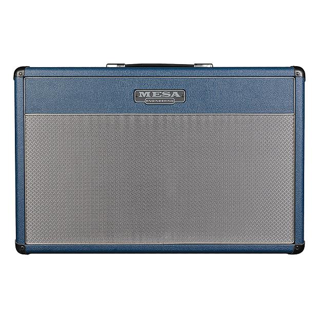 mesa boogie lone star head 2x12 cabinet blue bronco reverb. Black Bedroom Furniture Sets. Home Design Ideas