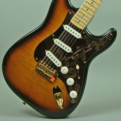 Fender 40th Anniversary Stratocaster 1994 Sunburst for sale