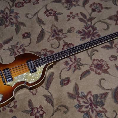 1965 Hofner Beatle Bass model 500/1 Sir Paul Excellent Vintage  Orig. Case