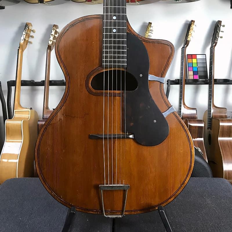 1939 Siro Burgassi #266 Manouche/Gypsy Jazz Guitar
