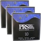 3 Sets of PRS Paul Reed Smith ACC-3105 Electric Guitar Strings (10-46) image
