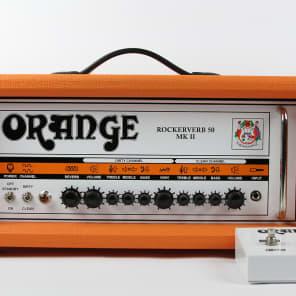 Orange Rockerverb 50 MKII Guitar Amp Head