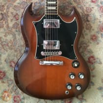 Gibson SG Standard 2000s Natural Burst image