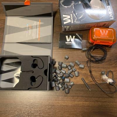 Westone UM Pro 30 Triple-Driver Stereo In-Ear Headphones
