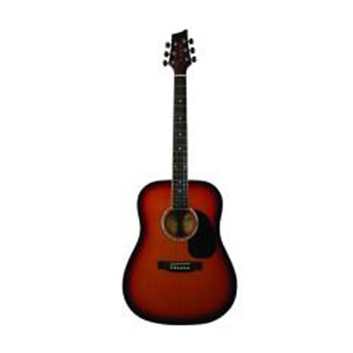 dreadnought acoustic guitar k41tsb double cutaway electric reverb. Black Bedroom Furniture Sets. Home Design Ideas