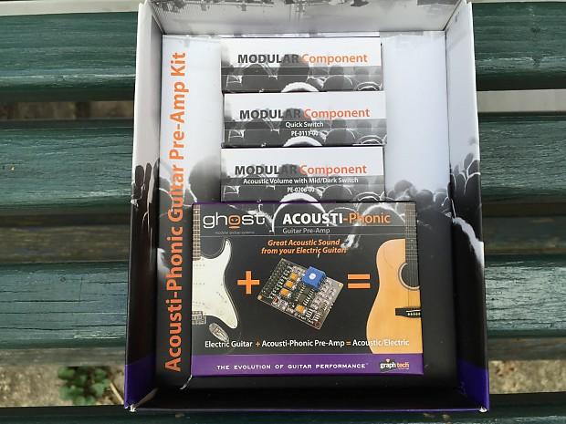 Graph Tech Ghost Hexpander AcoustiPhonic MIDI Floyd Rose | Reverb