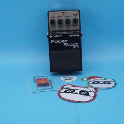 Boss ST-2 Power Stack Distortion Pedal | Fast Shipping!