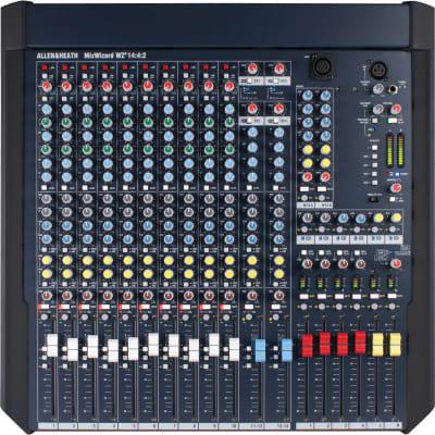 Allen & Heath MixWizard WZ4 14:4:2 Desk/Rack Mountable Mixer (B-Stock)