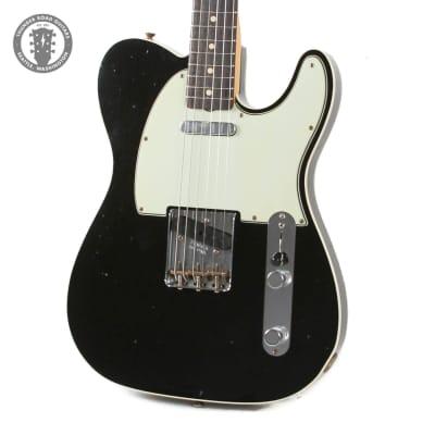 Fender Custom Shop '60 Journeyman Relic Telecaster Custom New Black