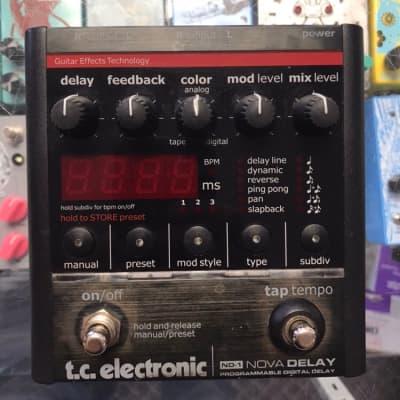 TC Electronic ND-1 Nova Delay - FREE Shipping!
