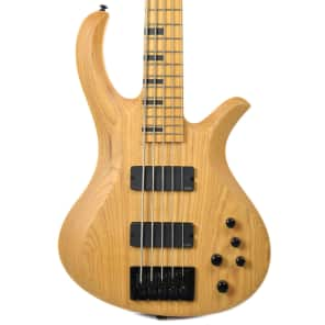 Schecter Riot-5 Session Aged Natural Satin