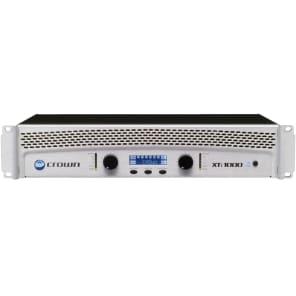 Crown XTi 1000 2-Channel Power Amplifier