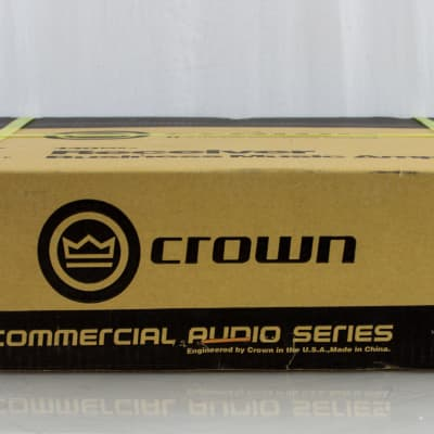 Crown  140MAx XM Sirius Satellite Radio Pack Amplifier NEW in box Please read! for sale