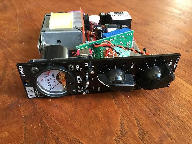 JLM Audio La500   corteen componants