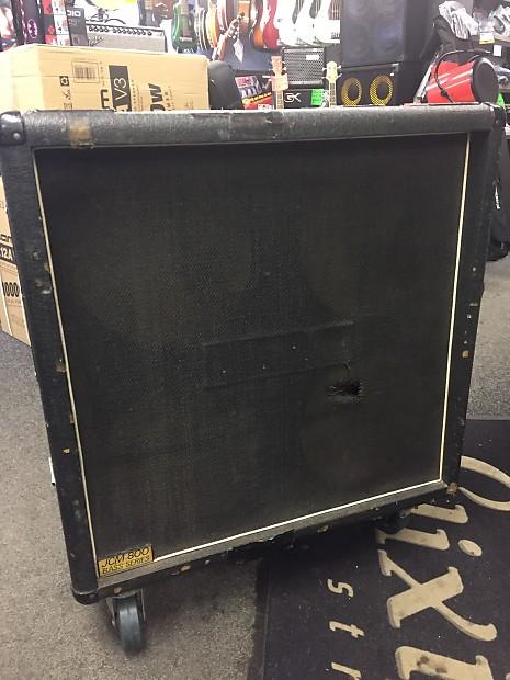 Marshall Empty JCM800 4x12 Bass Cabinet | Reverb