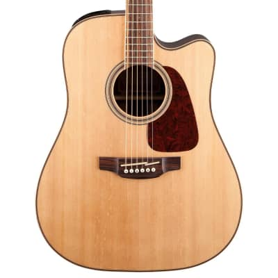 Takamine GD93CE Acoustic-Electric Guitar in Natural for sale
