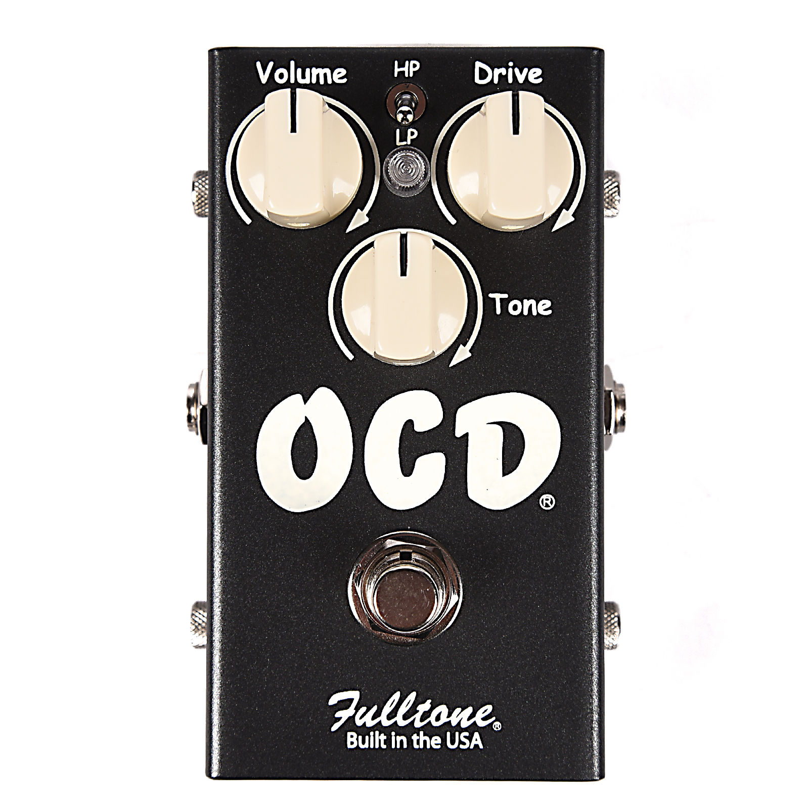 Fulltone OCD v2 CME Exclusive Black