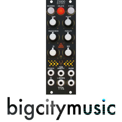 Tiptop Audio Z5000 Black Multi Effects Module