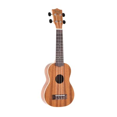Koloa KU-10 Soprano Ukulele, Mahogany, W/Bag for sale