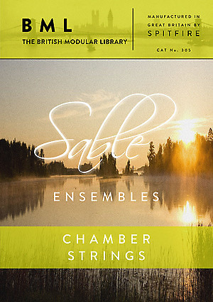 New Spitfire Audio Chamber Strings Sable Ens Greatest Hits of Vol 1-4  Sample Library -eDelivery