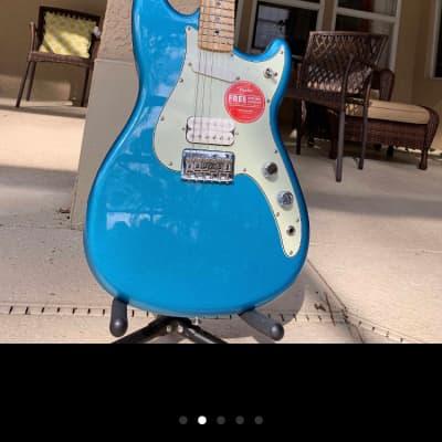 Fender Duo-Sonic 2019 Lake Placid Blue