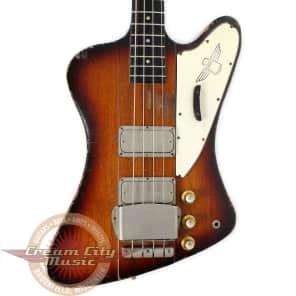 Gibson Thunderbird IV Sunburst 1964
