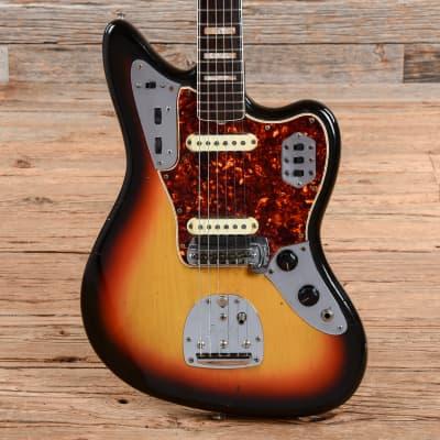 Fender Jaguar Sunburst 1966