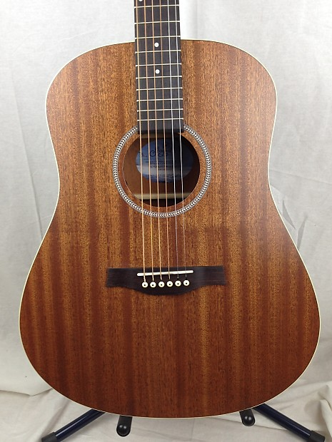 seagull s6 mahogany deluxe tone tailors reverb. Black Bedroom Furniture Sets. Home Design Ideas