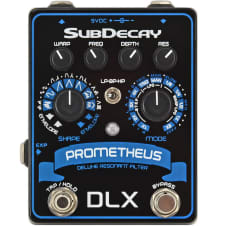 Subdecay Prometheus DLX - Resonant Filter Pedal