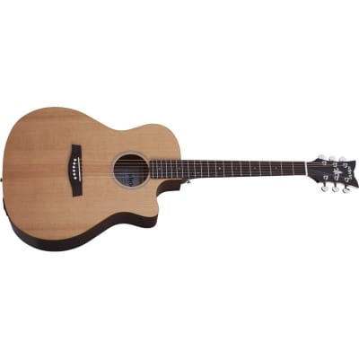 Schecter Deluxe Acoustic, Natural Satin for sale