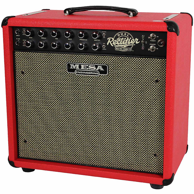mesa boogie rectoverb 25 1x12 combo amp red reverb. Black Bedroom Furniture Sets. Home Design Ideas