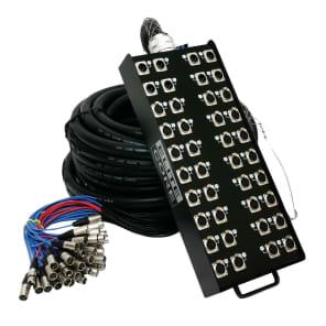 Elite Core Audio PS328200 Elite Core 32x8-Channel XLR Snake - 200'