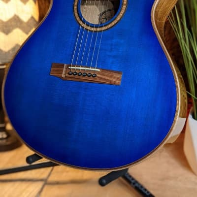 Andrew White Guitars  Freja 1023 BSB Blue, 2020 Like New, With Hard Case SN0422 for sale