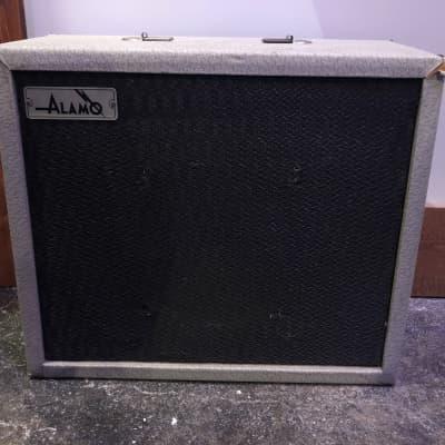 Vintage 1963 Alamo Capri Tube Amplifier Guitar Amp Combo Tremolo - RARE! for sale
