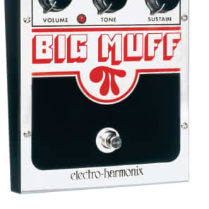 Electro Harmonix Big Muff Pi Original Effect Pedal for sale
