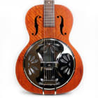 Gretsch G9200 Boxcar Round-Neck Resonator Padauk Fretboard Acoustic Guitar Demo image