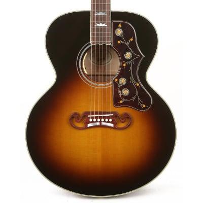 Gibson SJ-200 Standard Acoustic-Electric Vintage Sunburst