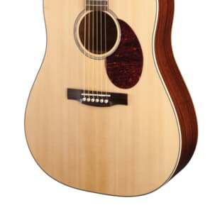 Jasmine by Takamine JD37-NAT Solid-Top Dreadnought Acoustic Guitar - Natural for sale